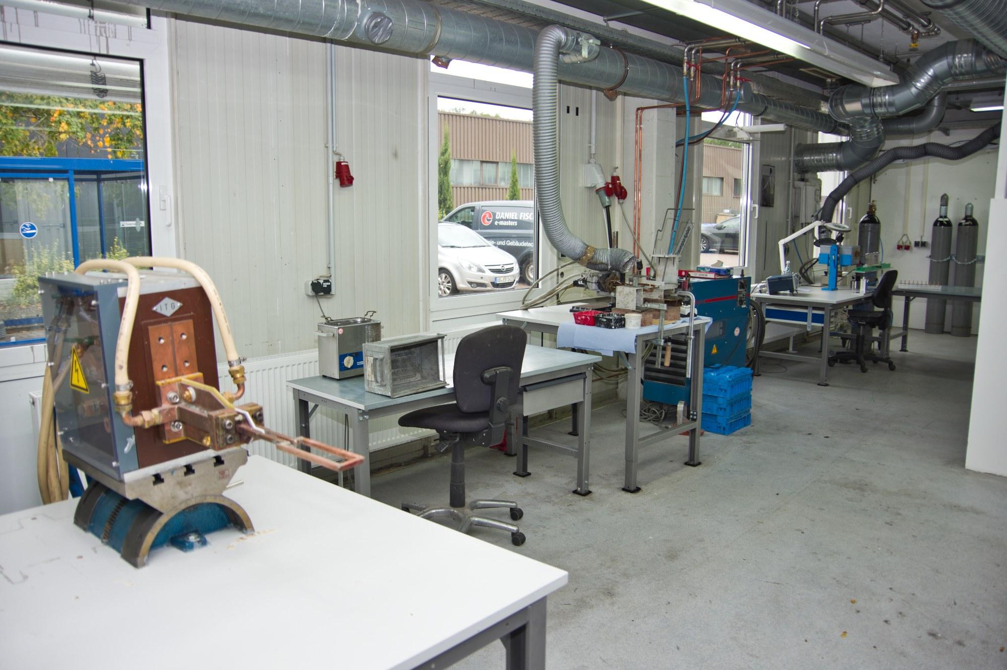 Lohnlöten Fertigung