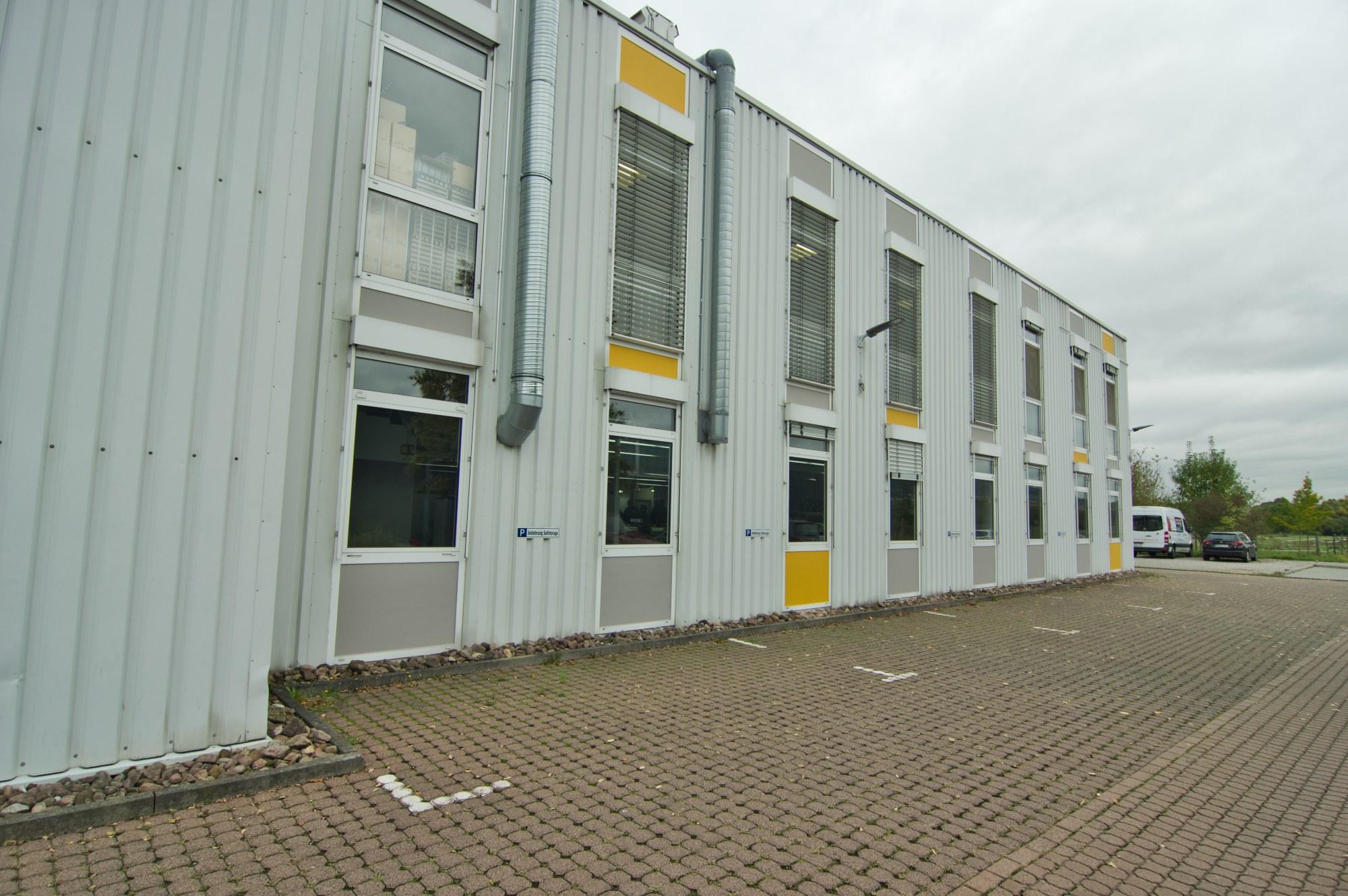 Neuer Produktionsstandort Lohnlöten Armin Hain GmbH
